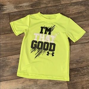 UA Toddler Boys T